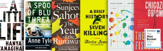 Who will win the Man Booker 2015?