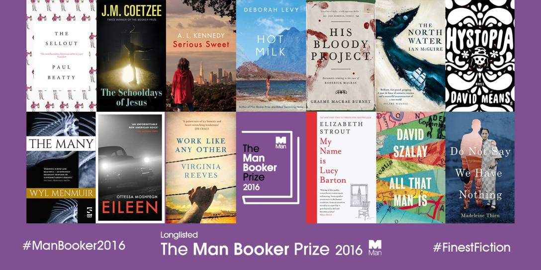13 books longlisted